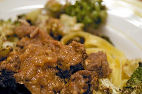 Molha: Azorean Spiced Beef Stew
