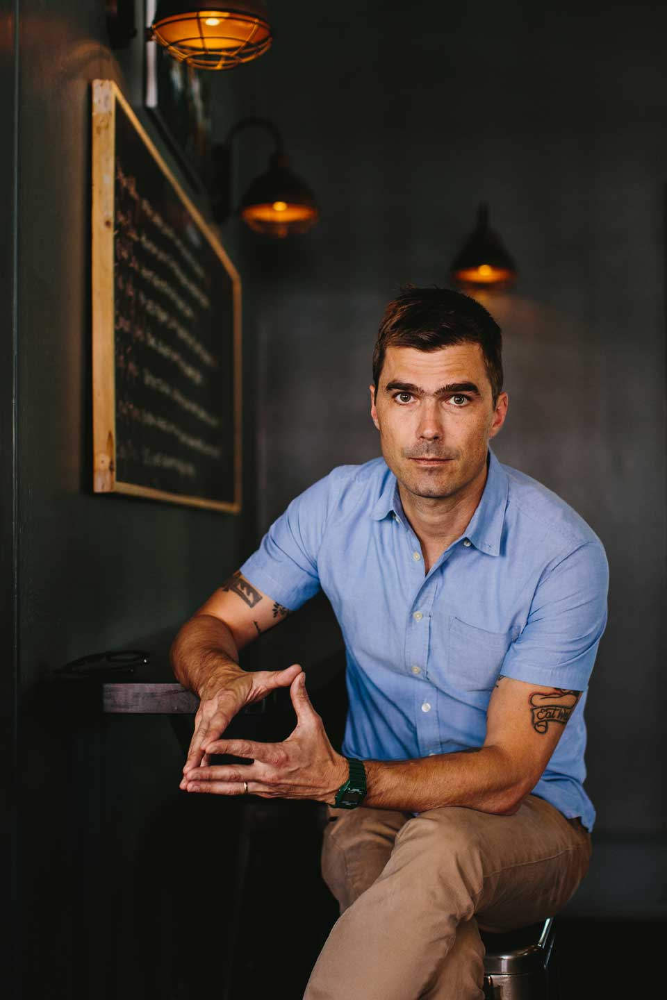 Continuing My Conversation With Hugh Acheson