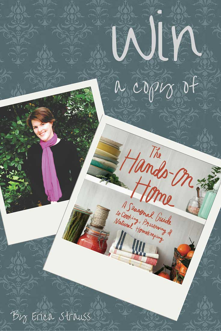 """The Hands-On Home"" By Erica Strauss 